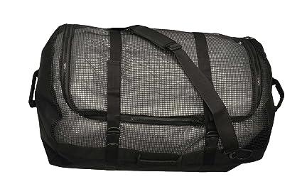 Amazon.com: Borde Deluxe Malla Barco bolsa deportiva: Sports ...