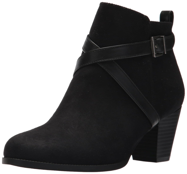 LifeStride Women's Jamie Ankle Boot B075G62BNM 6 B(M) US|Black