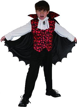 Disfraz de vampiro niño - 10 - 12 años: Amazon.es: Juguetes y juegos