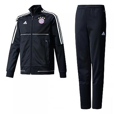 adidas Fcbpes Suit Y Chándal FC Bayern de Munich, Niños: Amazon.es ...