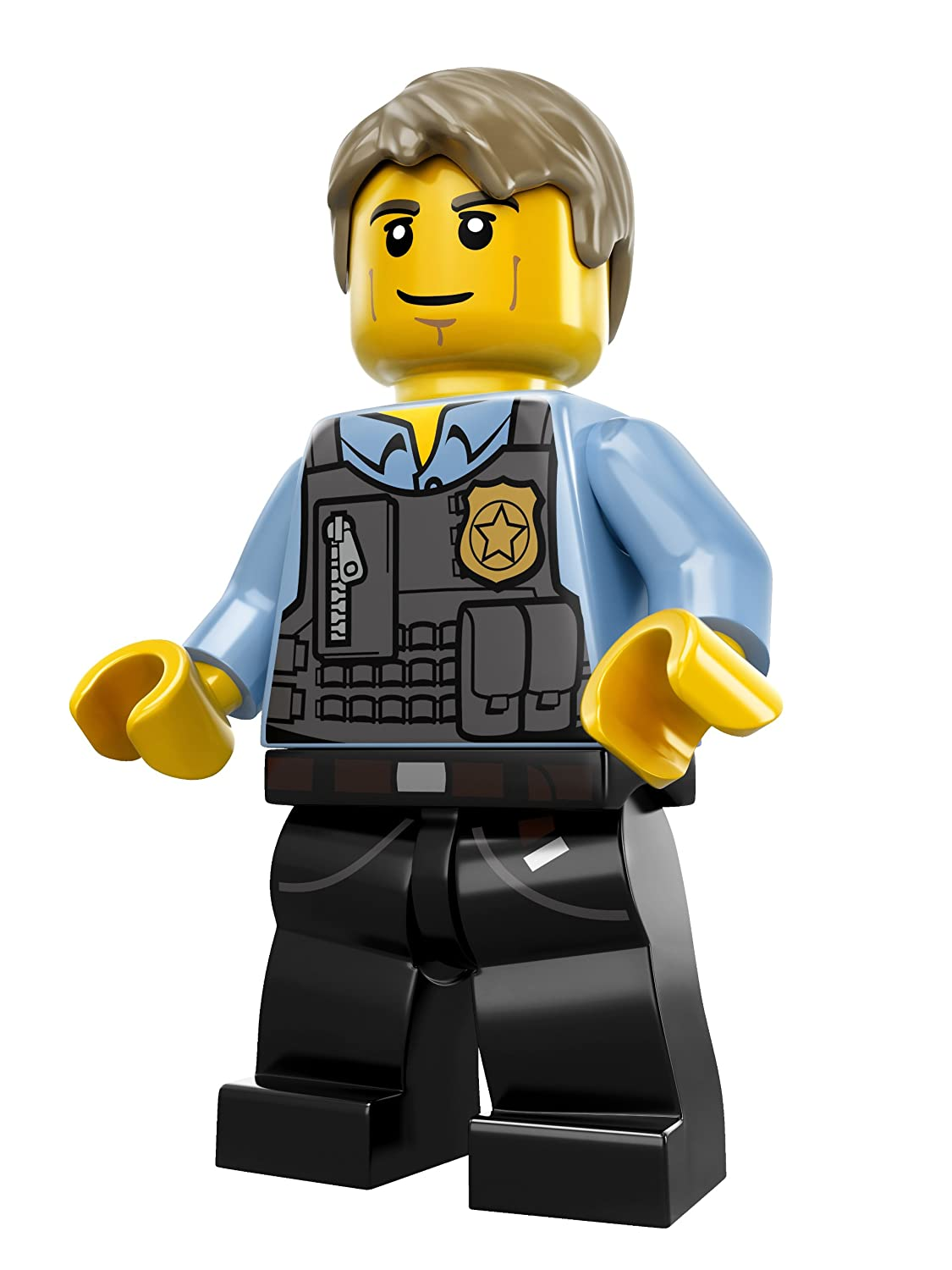 lego police officer Gallery