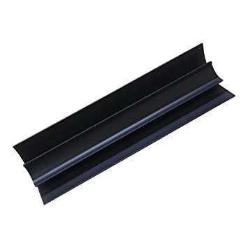 Black Internal Corner Trim For 8mm Bathroom Wall Panels PVC Shower Cladding  2.6m By DBS