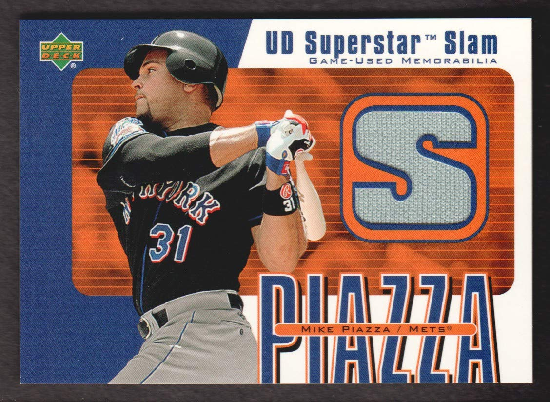 Mike Piazza (Baseball Superstars)