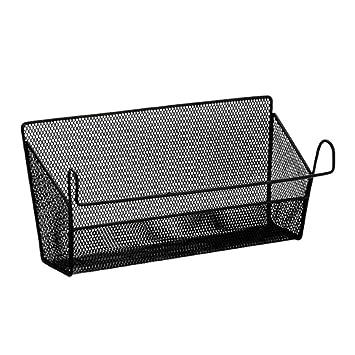 Amazon Shelf Basketslotusflower Dormitory Bedside Hanging Mesmerizing Baskets For Corner Shelves