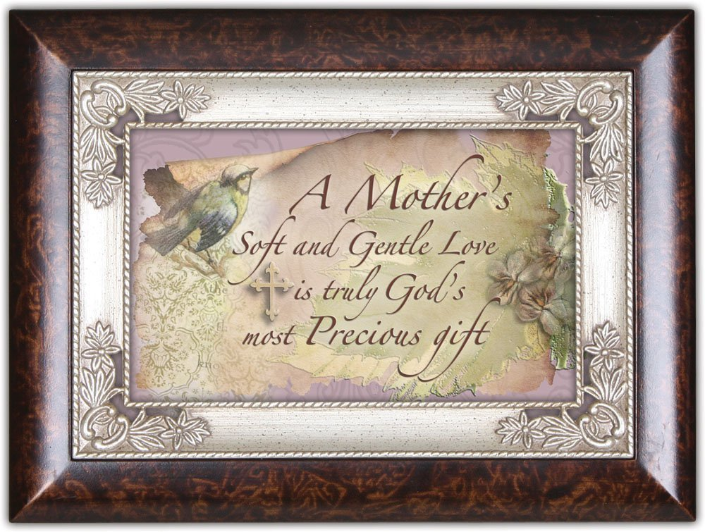 Cottage Garden A Mothers Love Italian Inspired Mom Gift Music Jewelry Box Plays Wind Beneath My Wings