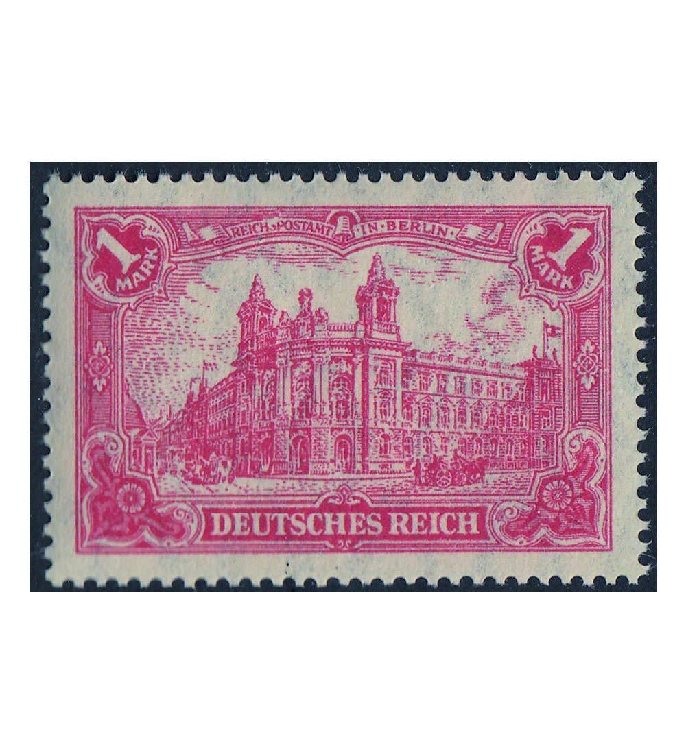Goldhahn Goldhahn Goldhahn Deutsches Reich Nr. A 113 II postfrisch  Plattenfehler Briefmarken für Sammler 2db501