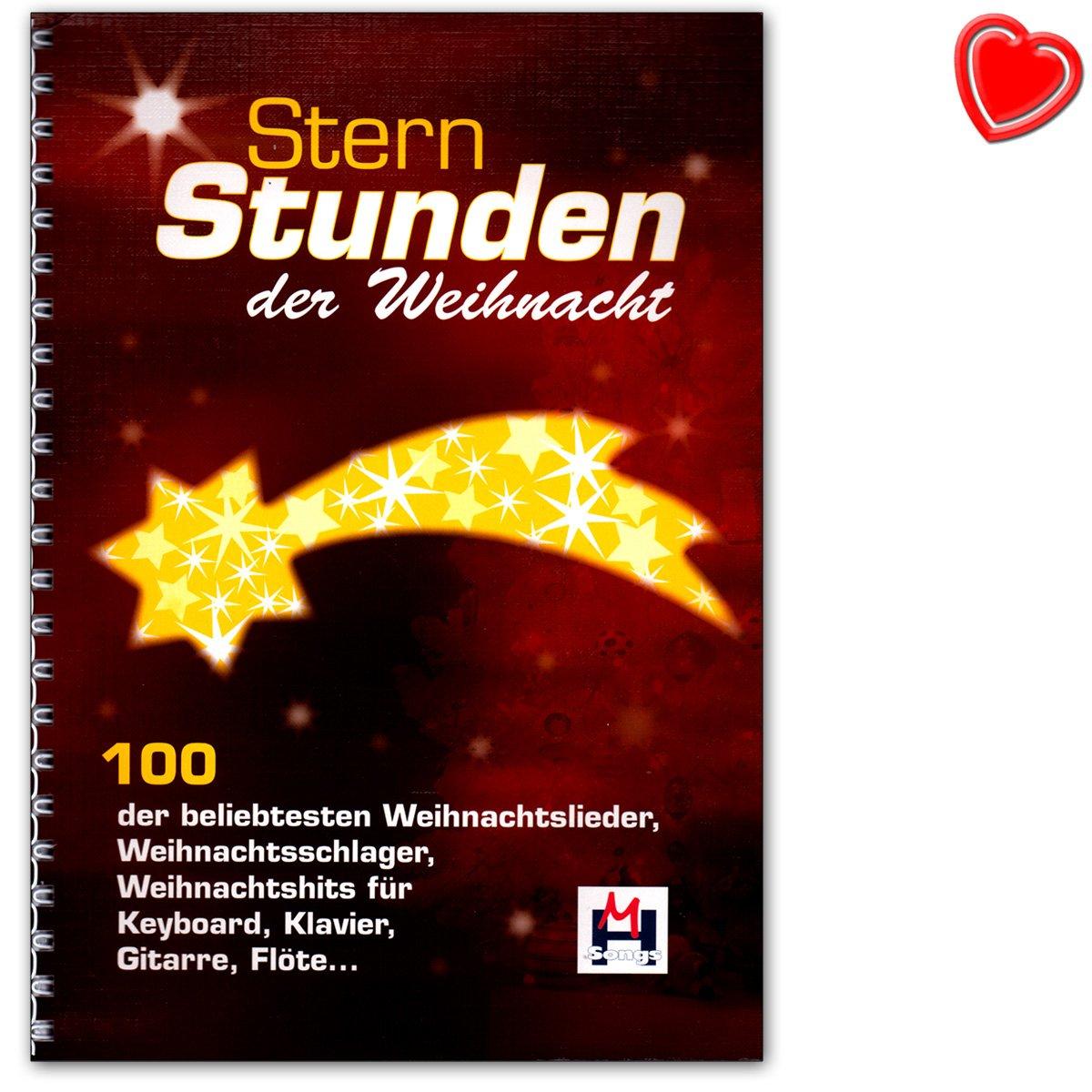 Sternstunden der Weihnacht - 100 der beliebtesten Weihnachtslieder ...