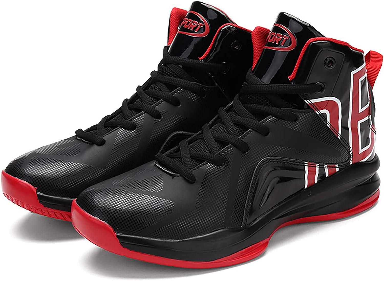 Zapatillas Hombres Deporte Running Zapatos para Correr Gimnasio Sneakers Zapatos de Baloncesto para Hombre