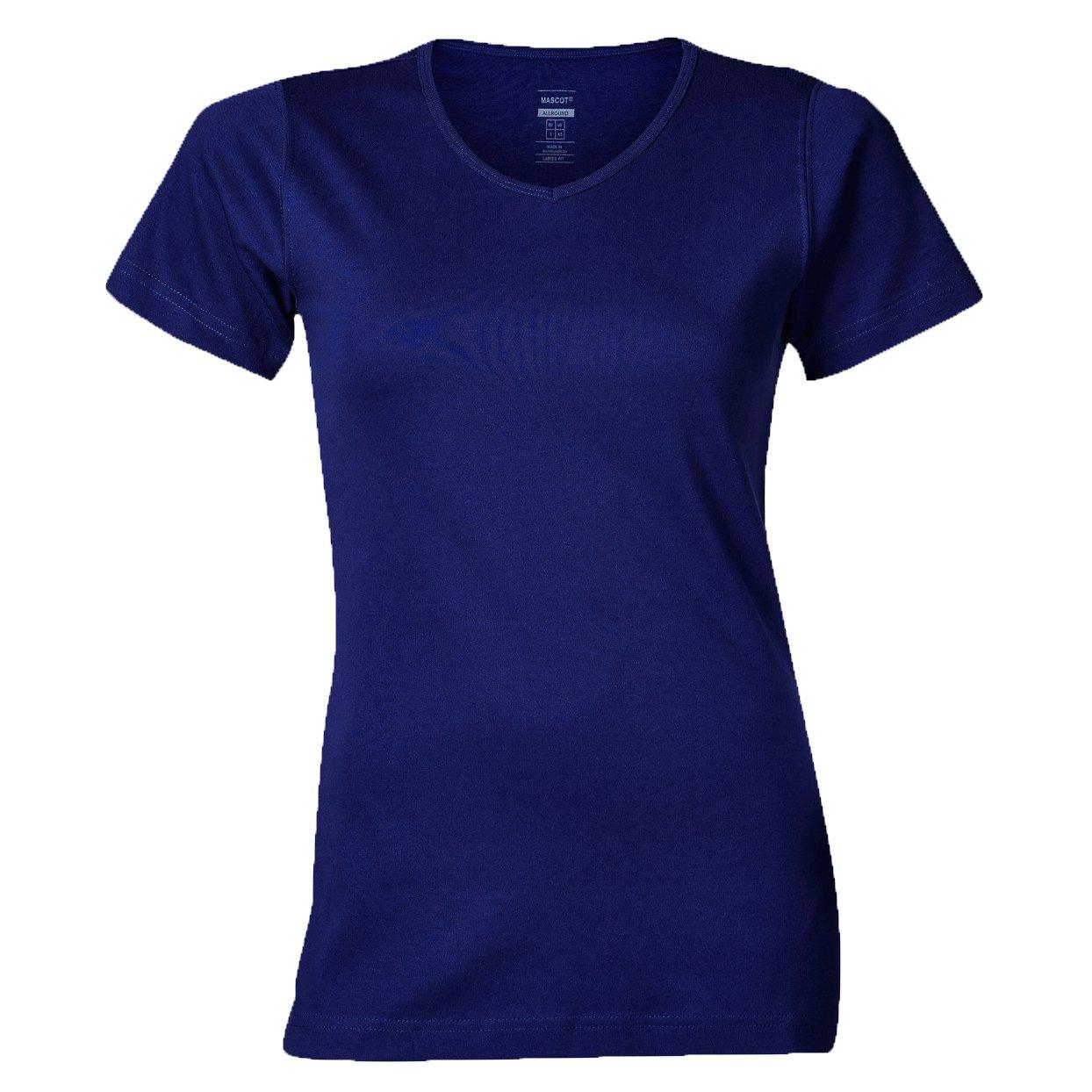 Navy Blue Mascot 51584-967-01-L Woman-ShirtNice Size L