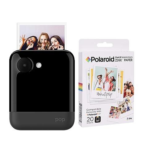 Polaroid Pop 2.0 2 en 1 Cámara Digital de Impresión Instantánea ...