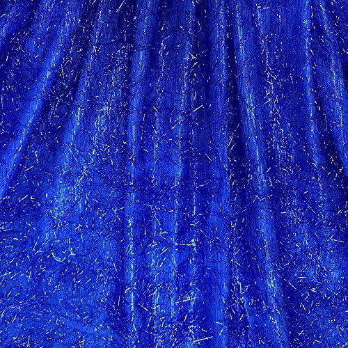 Metallic Eyelash Uragiri Lame Fabric Long Hair Shiny 60