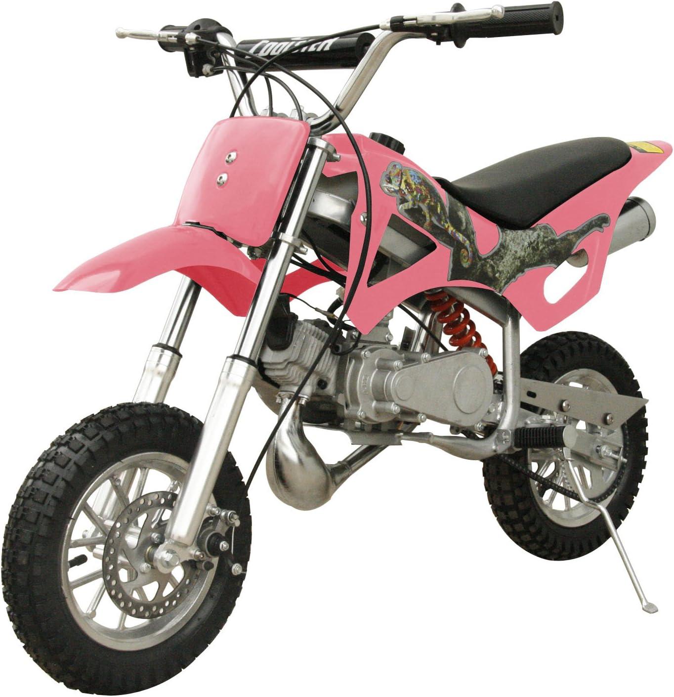 49cc 50cc 2-Stroke Gas Motorized Mini Dirt Pit Bike