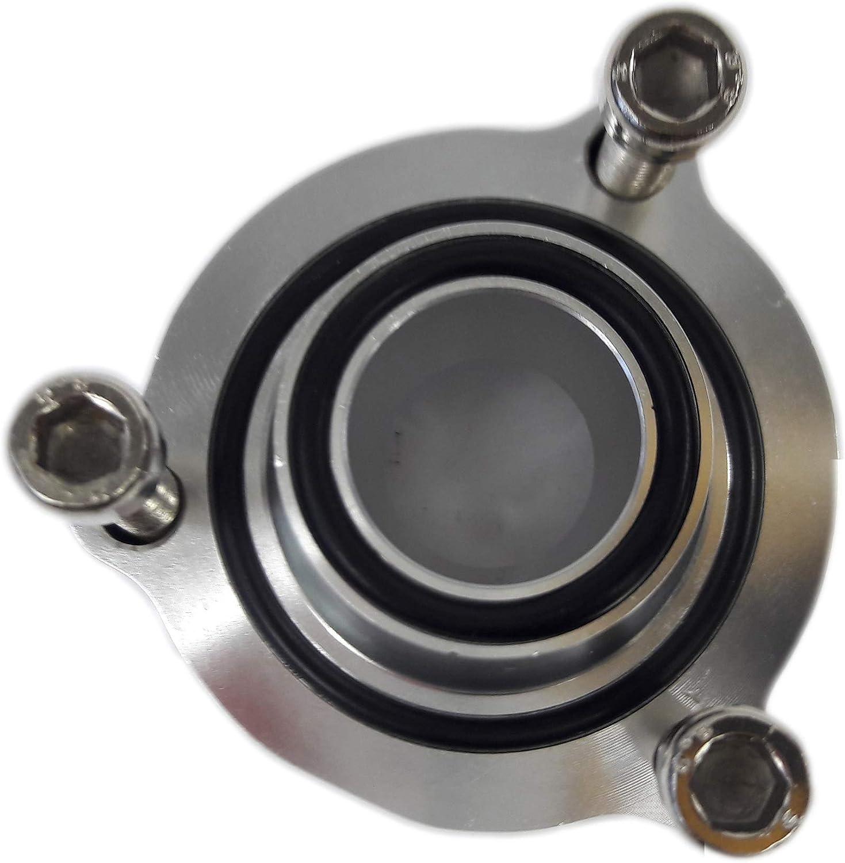 Billet Aluminum Blow Off Valve Spacer fit for 2.0T TSI TFSI FSI MK5GTI 06-13