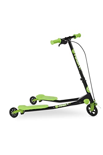 Yvolution Fliker Air 1 Scooter Review