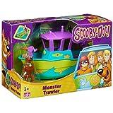 Scooby Doo Mystery Mini Vehicle & Figure Set Monster Trawler