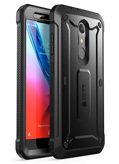 newest collection 8698a 19b9a ZTE Zmax Pro Case, ZTE Blade X Max Case, SUPCASE [UB PRO] Full-Body Rugged  Holster Case with Built-in Screen Protector for ZTE Zmax Pro Z981 / ZTE ...