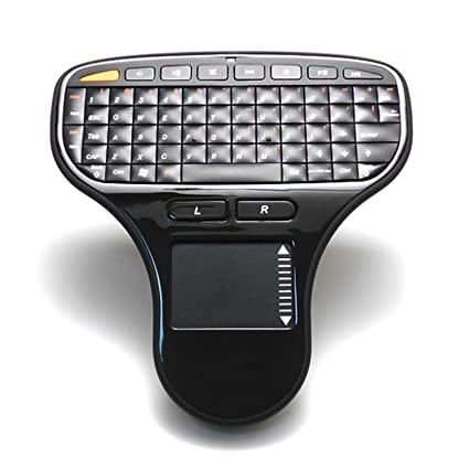 Amazon com: Portable handheld touchpad mini Multimedia wireless air