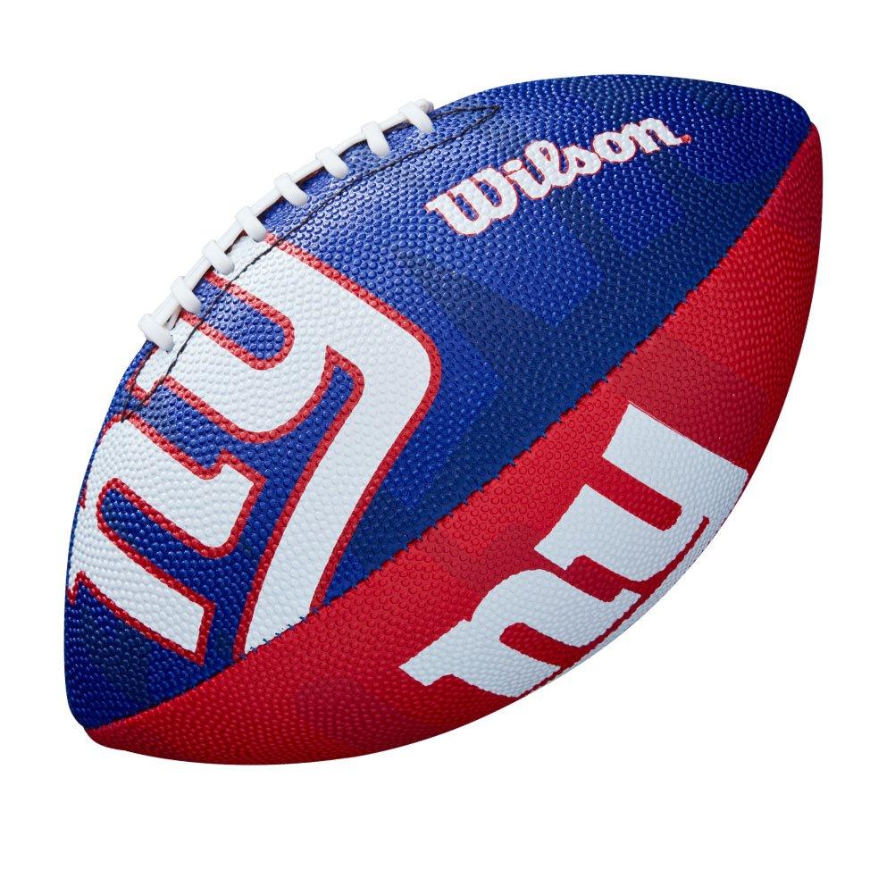Wilson WTF1534XBNE Pelota de fútbol Americano NFL JR Team New ...