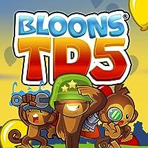 Amazon.com: Bloons TD 5 (Indie) - PS4 [Digital Code]: Video ...