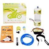 Hydro Tech HHO Fuel Saver Kit for Bike upto 150 cc, Minimum 20percent to 50percent average increase Guaranty