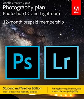 Amazon com: Adobe Photoshop Lightroom 5 Student and Teacher Edition
