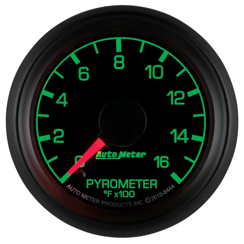 Auto Meter 8444 Factory Match Pyrometer//EGT Gauge