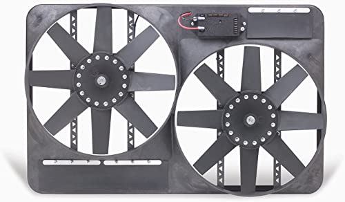 Flex-a-lite 295 27 Dual Electric-Fan System with Variable Speed Controller