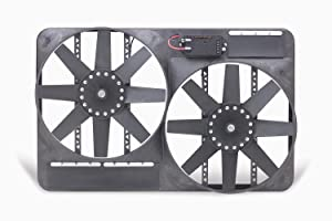 "Flex-a-lite 295 27"" Dual Electric-Fan System with Variable Speed Controller"