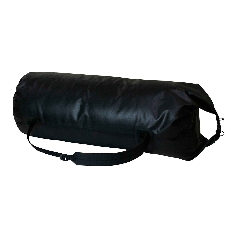 10T WPS 60 Dry Bag 60 Liter wasserdichter Packsack Ø 35x110cm Packbeutel Rollbeutel Seesack Tasche Rucksack Beutel mit Dichtlippe und Steck-Verschluß 761091