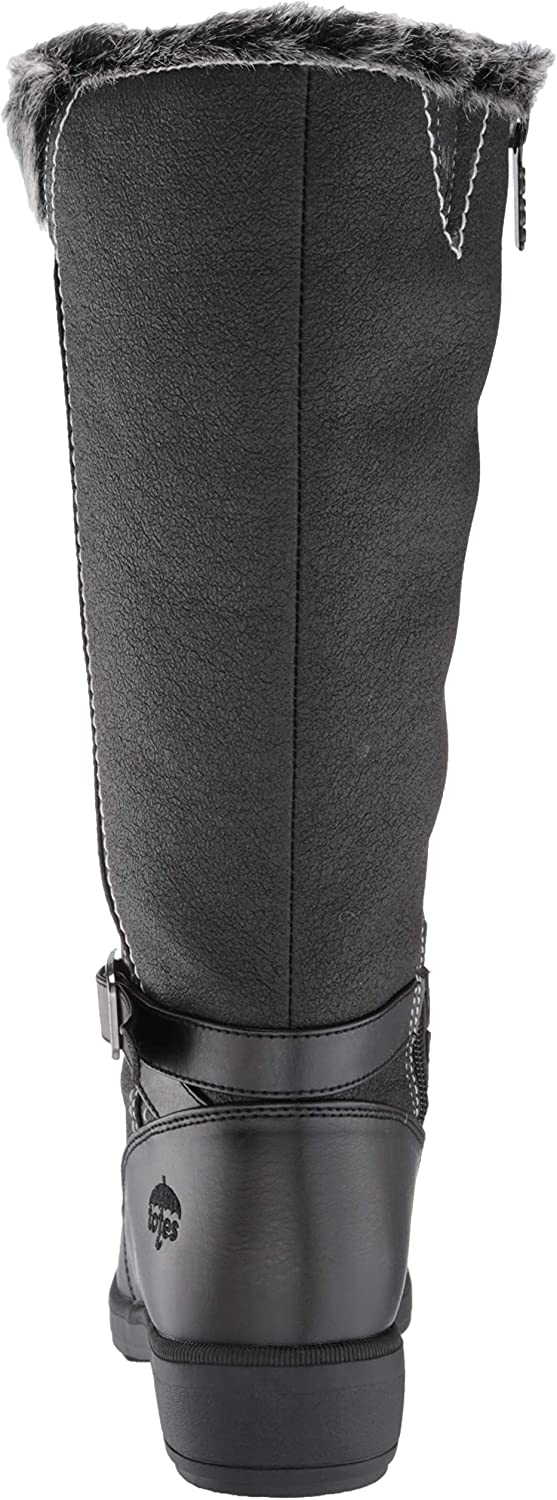 totes Womens Esther-tw-bl Snow Boot
