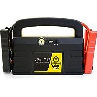 MAXTOOLS JSL400 Arrancador con batería de litio de 12V y 800A