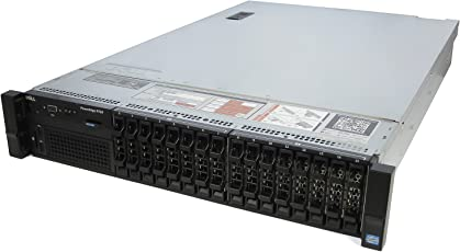 High-End Dell PowerEdge R720 Server 2X 2.90Ghz E5-2690 8C 192GB 2X 512GB SSD (Certified Refurbished)