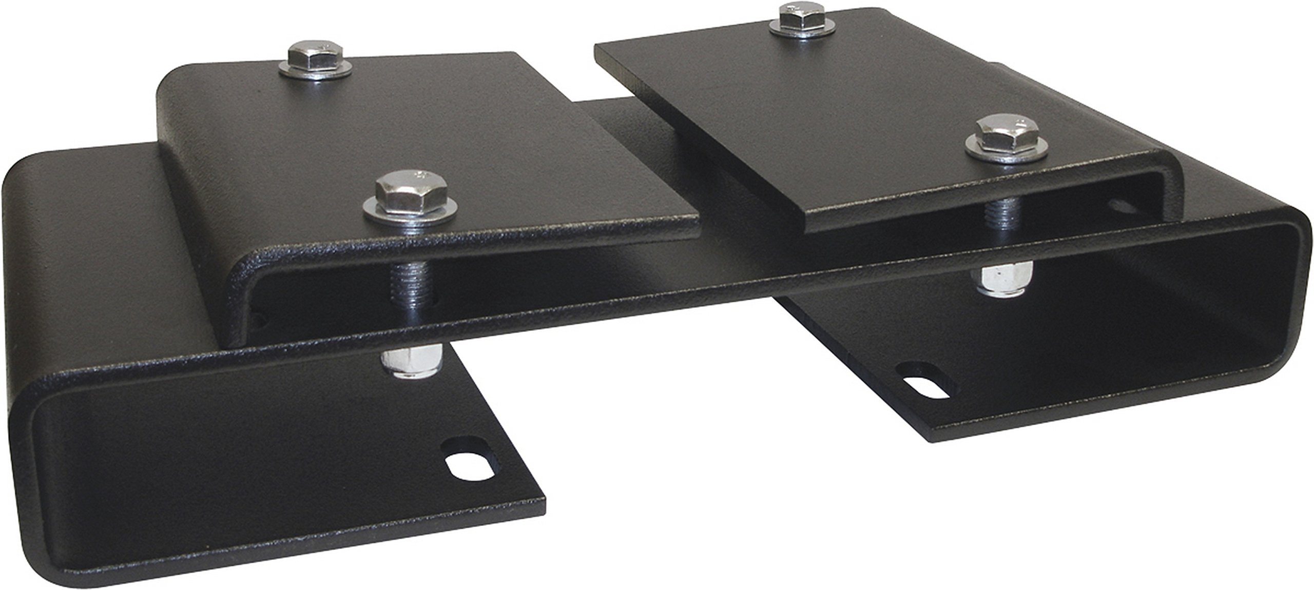 Coxreels MR-1 Steel Mounting Bracket Kit for Spring Driven Reels, Black by Coxreels (Image #1)