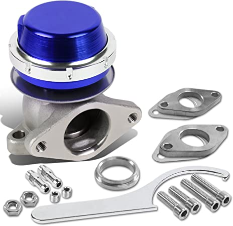DNA Motoring WG-TS-40MM-T11-SL External Turbo Manifold Wastegate