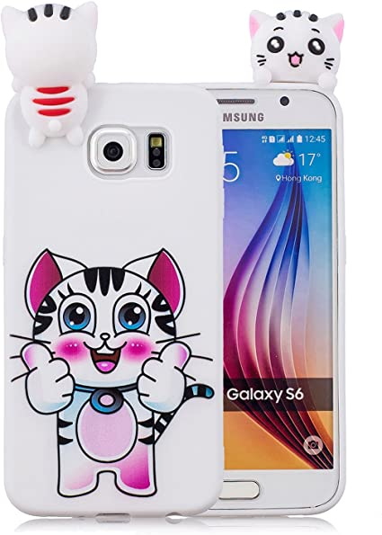 cover samsung galaxy s6 3d