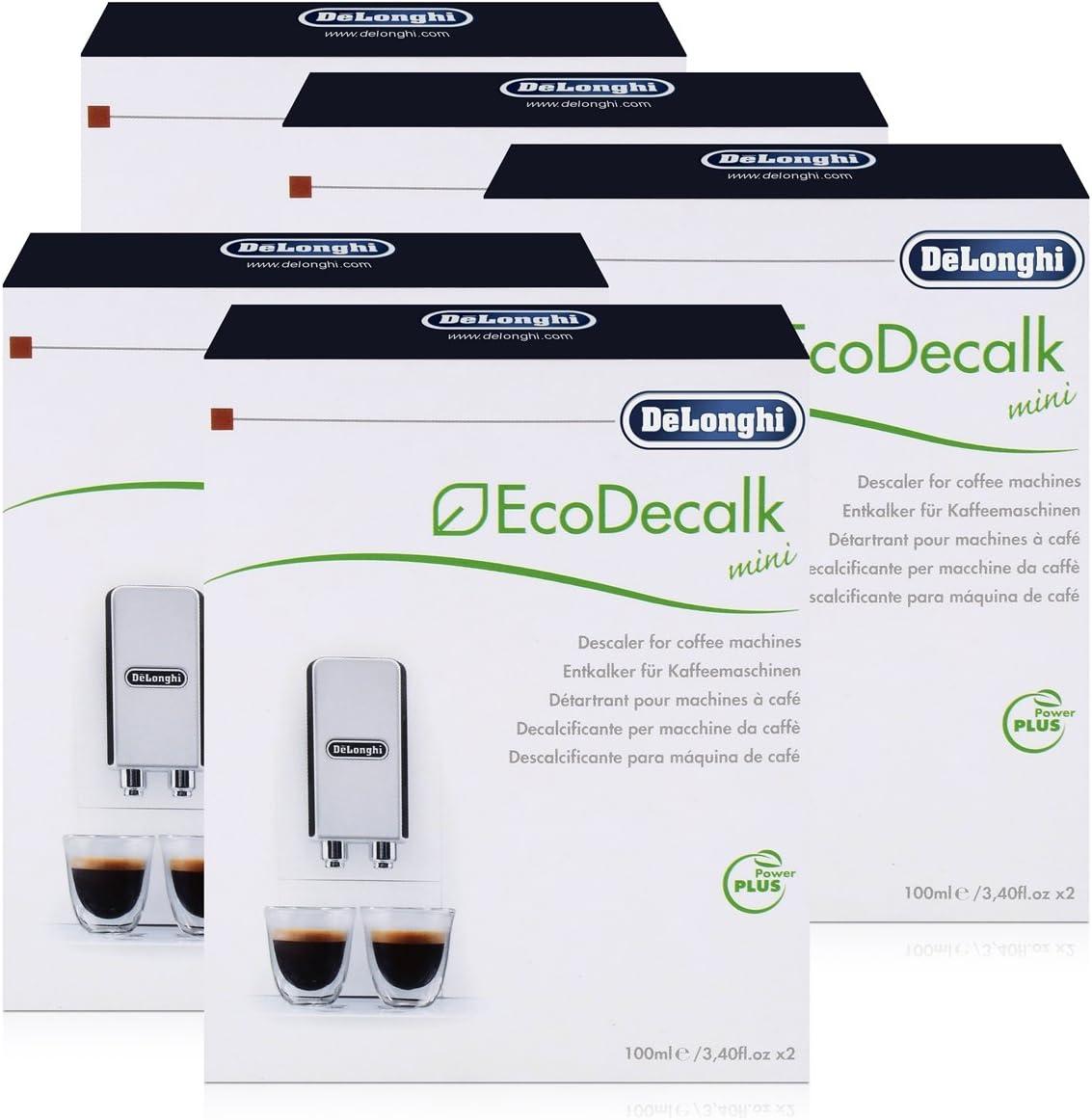 DeLonghi EcoDecalk 5513292821 Nokalk - Descalcificador para ...