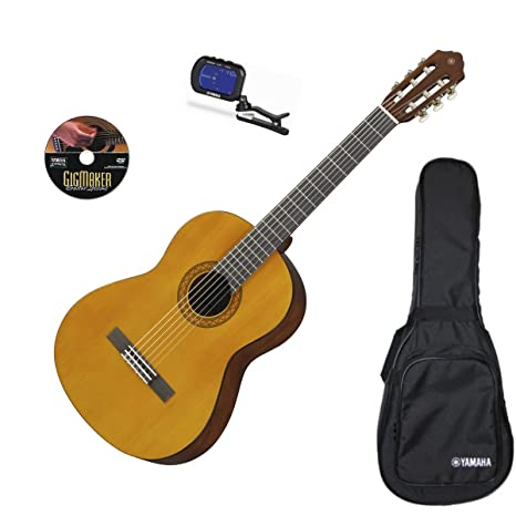 Yamaha C40 Gig Maker Classical Acoustic Guitar Package by Yamaha