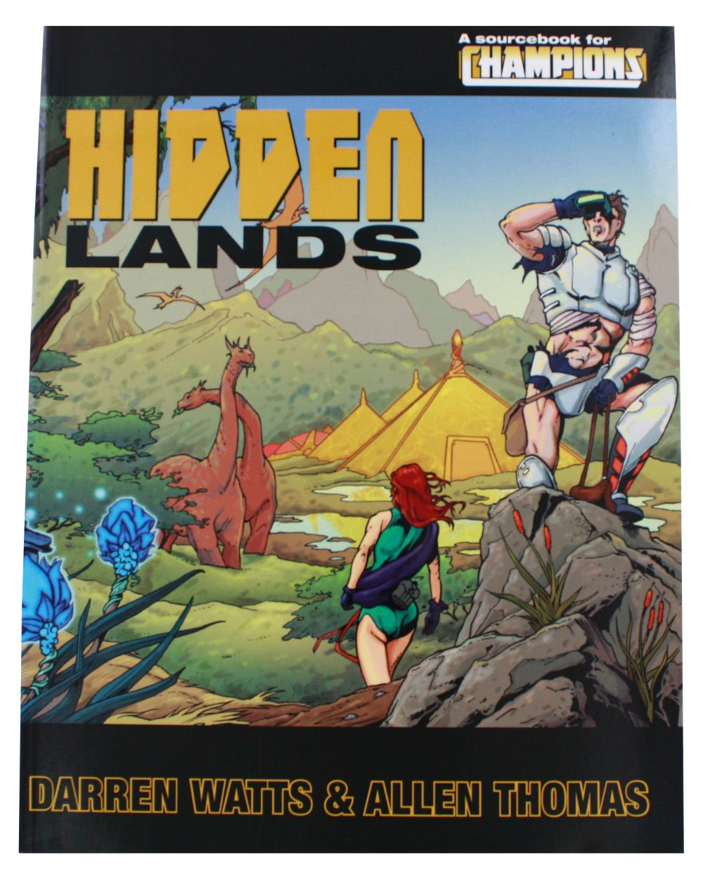 Hidden Lands (Champions) PDF