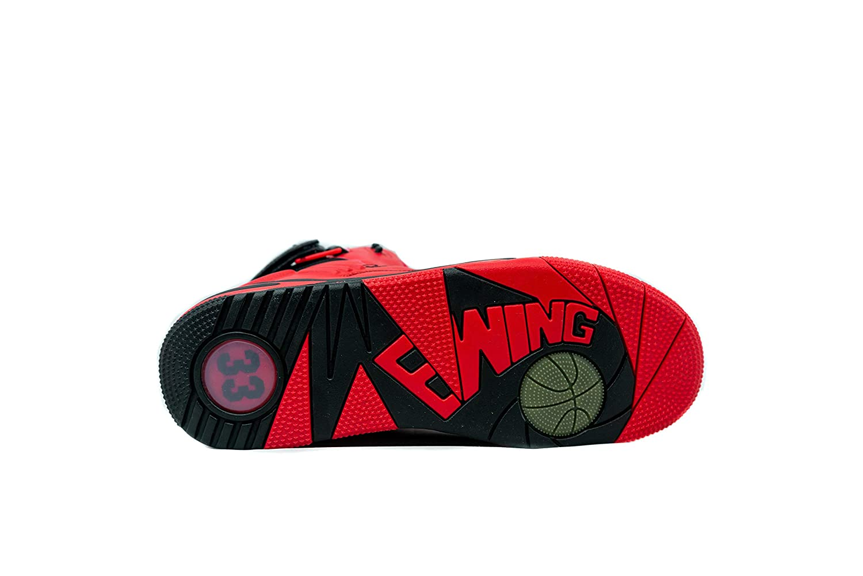 Amazon.com   PATRICK EWING Athletics Eclipse Red/Black 1BM00270-601   Shoes