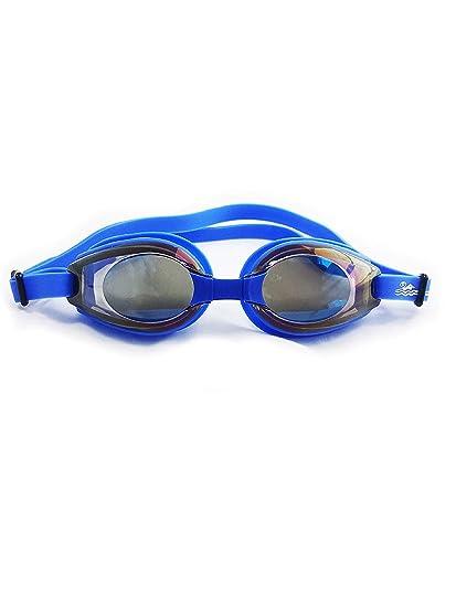 Amazon.com: Sprint Piranha 287 anteojos de natación antivaho ...