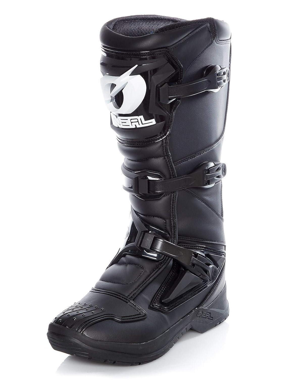 O'Neal RSX Boot Motocross MX Stiefel Schuhe Motorrad Enduro Offroad Trail Cross Knö chel Schutz, 0334-1, Grö ß e 43 Größe 43 ONeal 4046068532004