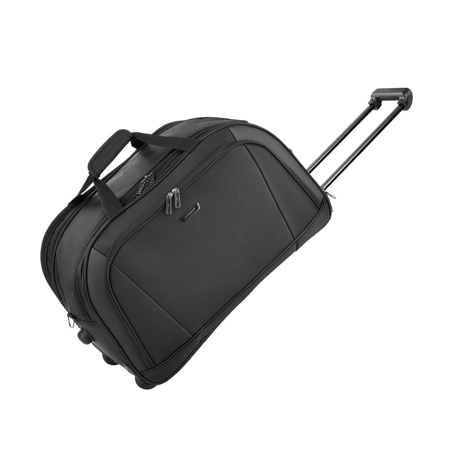 Safari Polyester 66 cms Black Softsided Suitcase (Torch)  Amazon.in  Bags 90390da30aee8