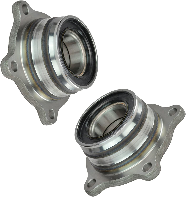 Rear Wheel Hub Bearing LH /& RH Pair Set of 2 for 01-13 Toyota Sequoia 2WD 4WD
