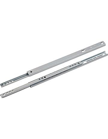 Meister 380769 Guía para cajones, 374 mm