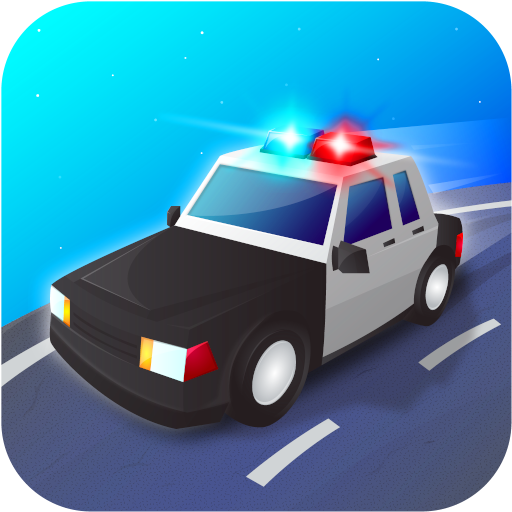 Hunger Cops: Endless Running Race for Donuts (no wifi) ()