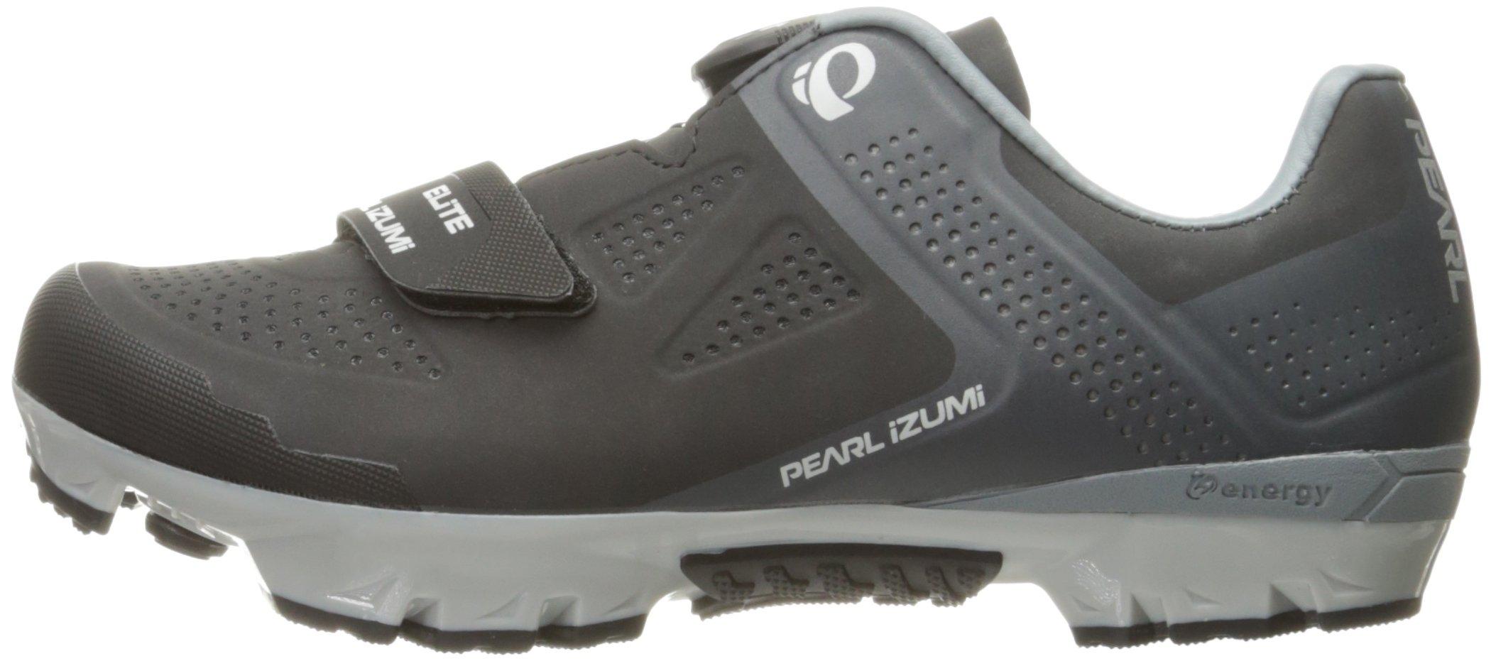 Pearl Izumi Women's w x-Project Elite Cycling Shoe, Black/Monument Grey, 40 EU/8.4 B US by Pearl iZUMi (Image #5)