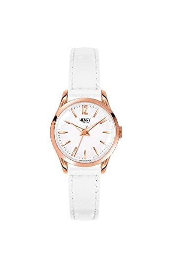 Henry London Reloj de Pulsera HL25-S-0110: Henry London: Amazon.es: Relojes