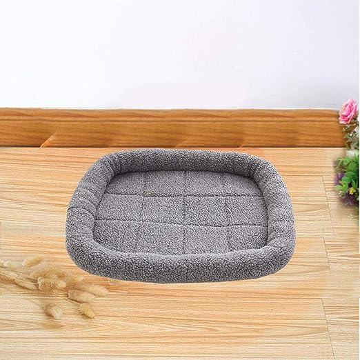 Cubiertas y Cojines Cashmere para Cama de Perro, Cama para Mascotas 23x 20 x 2 Inches: Amazon.es: Productos para mascotas