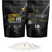 ULTIMATE PRO PREMIUM CHALK | Magnesium Carbonate Chalk for all Fitness Sports | Gym, Bodyweight Training, Weightlifting…