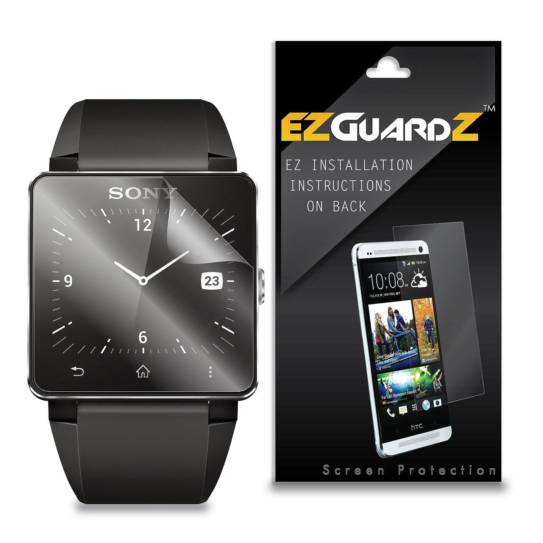 Amazon.com: (3-Pack) EZGuardZ Screen Protector for Sony ...
